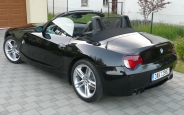 BMW Z4M černá 2
