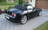 BMW Z4M černá 4