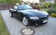 BMW Z4M černá 5